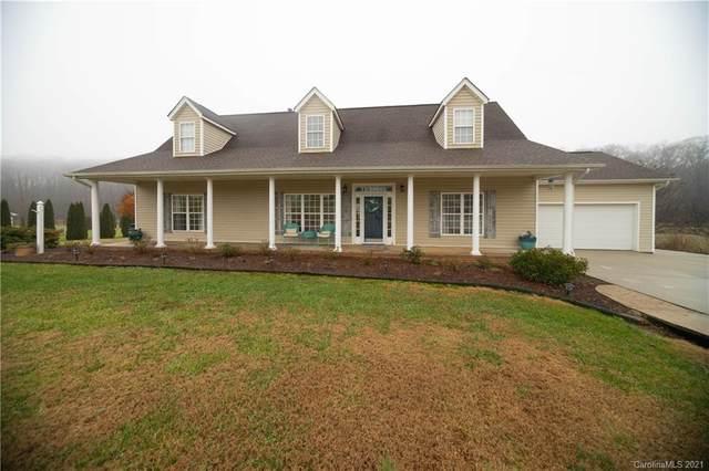121 Morrison Creek Road, Statesville, NC 28625 (#3695092) :: Keller Williams South Park