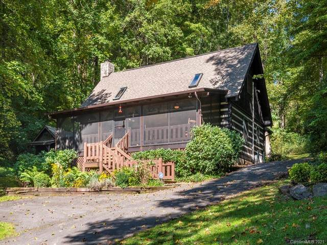116 Horseshoe Trace, Waynesville, NC 28785 (#3695149) :: Ann Rudd Group