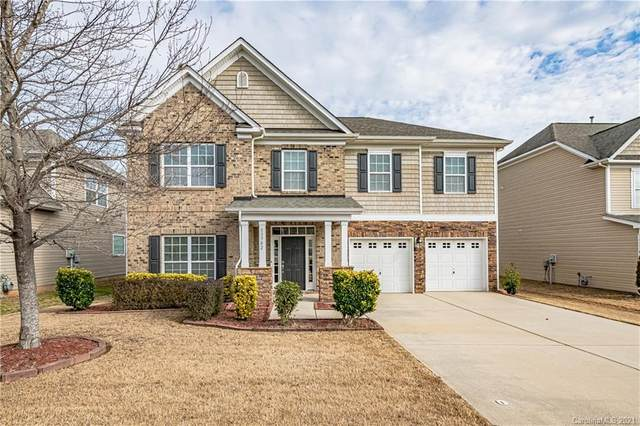 11702 Red Knoll Lane, Pineville, NC 28134 (#3695231) :: BluAxis Realty