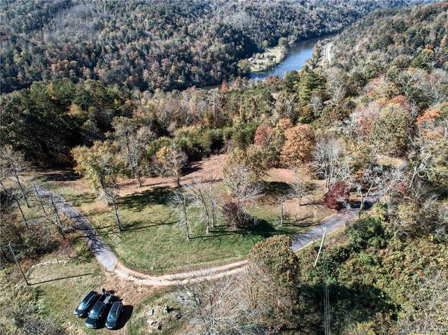 476 River Run Road, Marshall, NC 28743 (#3695260) :: BluAxis Realty