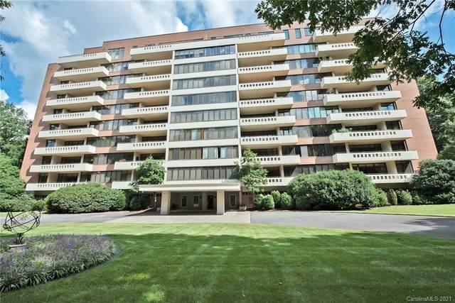 2633 Richardson Drive 6C, Charlotte, NC 28211 (#3695311) :: Burton Real Estate Group