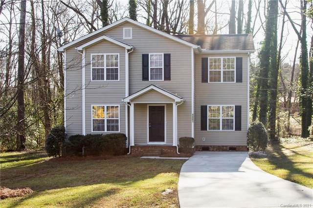 4801 Hamilton Circle, Charlotte, NC 28216 (#3695402) :: IDEAL Realty