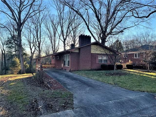 323 Sharon Avenue NW, Lenoir, NC 28645 (#3695421) :: LePage Johnson Realty Group, LLC