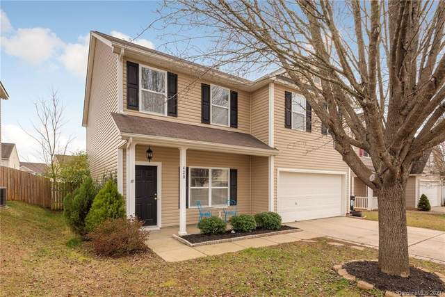 420 Galesburg Drive, Monroe, NC 28110 (#3695520) :: Ann Rudd Group