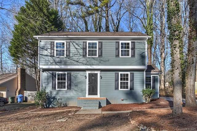 10023 Grand Junction Road, Mint Hill, NC 28227 (#3695523) :: Keller Williams South Park