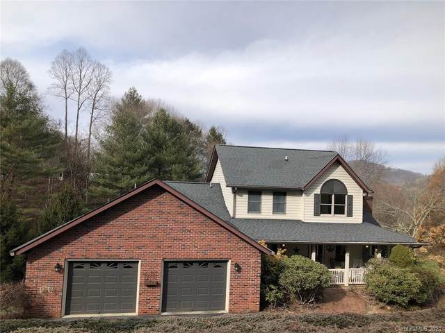 100 Horseshoe Trail, Barnardsville, NC 28709 (#3695534) :: The Premier Team at RE/MAX Executive Realty