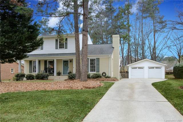 7127 Powder Mill Place, Charlotte, NC 28277 (#3695553) :: Ann Rudd Group