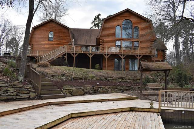 876 Pinehaven Drive, Badin Lake, NC 28127 (#3695588) :: IDEAL Realty