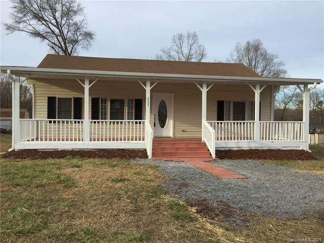 617 E Chestnut Street, Stanley, NC 28164 (#3695605) :: LePage Johnson Realty Group, LLC