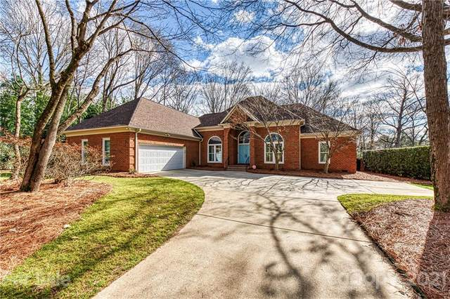 4322 Canoebrook Road, Charlotte, NC 28210 (#3695610) :: Home and Key Realty