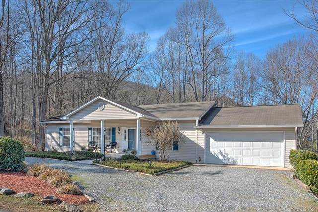 171 Dix Creek #2 Road, Leicester, NC 28748 (#3695637) :: LePage Johnson Realty Group, LLC