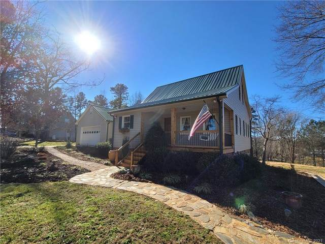 450 Lemmons Road, Mooresboro, NC 28114 (#3695711) :: LePage Johnson Realty Group, LLC