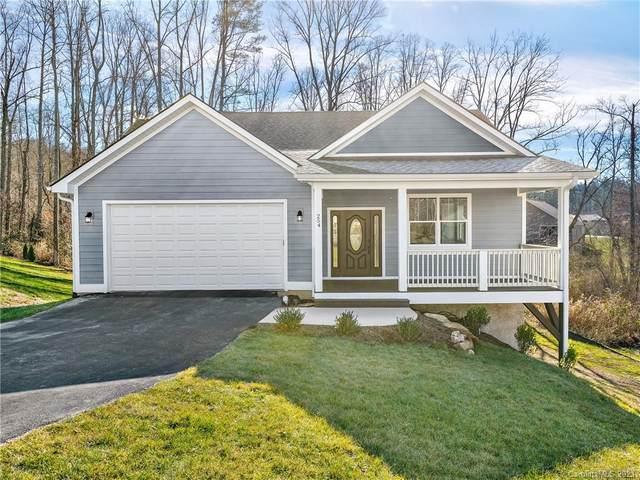 254 Fox Creek Drive, Fletcher, NC 28732 (#3695883) :: LKN Elite Realty Group | eXp Realty