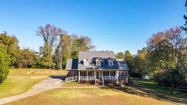 222 Williamsburg Lane, Wadesboro, NC 28170 (#3695937) :: Stephen Cooley Real Estate Group