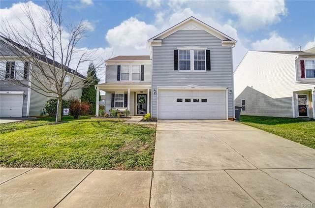 1428 Tygress Drive #65, Kannapolis, NC 28081 (#3695980) :: LePage Johnson Realty Group, LLC