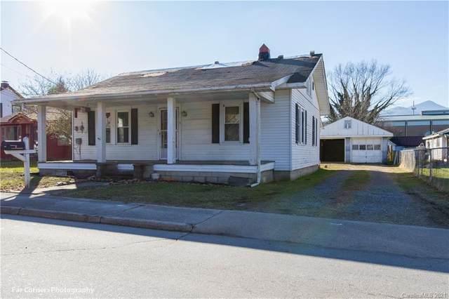1226 Brown Avenue, Waynesville, NC 28786 (#3696086) :: Keller Williams Professionals