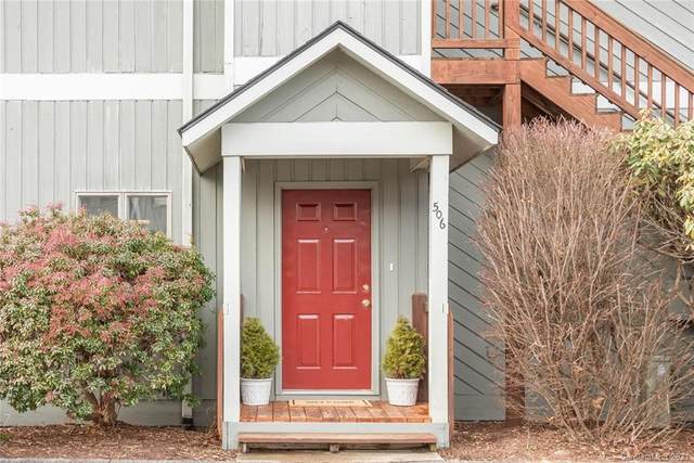 506 Windswept Drive #506, Asheville, NC 28801 (#3696107) :: LePage Johnson Realty Group, LLC
