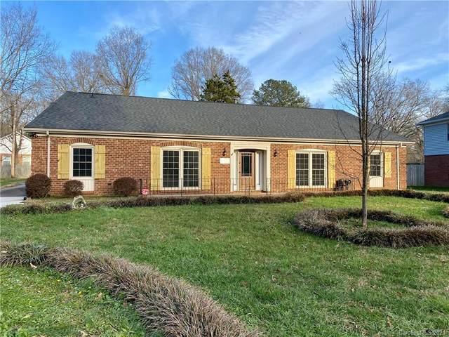 6769 Stoney Ridge Road, Matthews, NC 28104 (#3696213) :: MartinGroup Properties