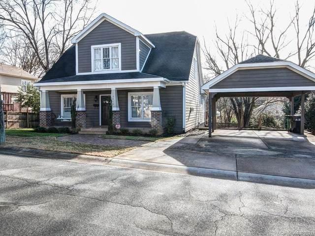 2910 N Alexander Street, Charlotte, NC 28205 (#3696217) :: Miller Realty Group