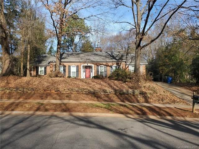 9611 Hinson Drive, Matthews, NC 28105 (#3696242) :: Austin Barnett Realty, LLC