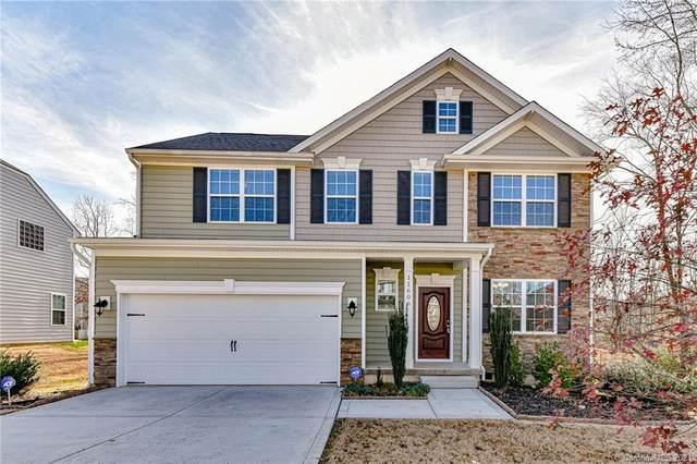 11606 Allen A Brown Road, Charlotte, NC 28269 (#3696249) :: LePage Johnson Realty Group, LLC