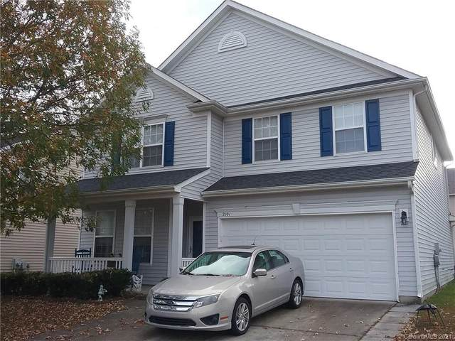 2101 Moss Creek Drive #333, Harrisburg, NC 28075 (#3696315) :: Rhonda Wood Realty Group