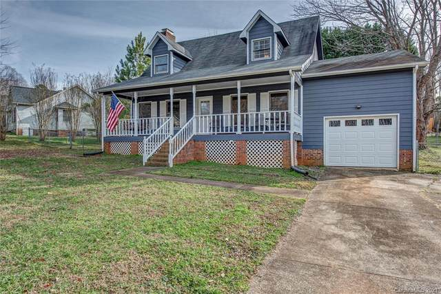 4344 Hickory Hollow Road, Gastonia, NC 28056 (#3696324) :: MartinGroup Properties