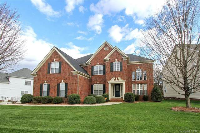 11024 Fountaingrove Drive, Charlotte, NC 28262 (#3696343) :: IDEAL Realty