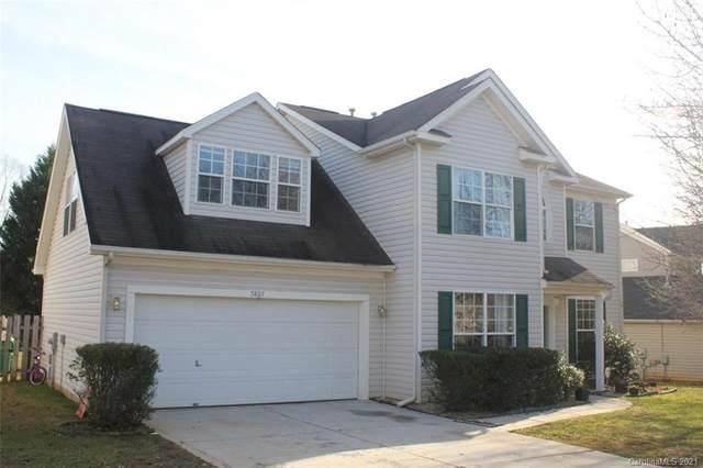 5807 Falls Ridge Lane, Charlotte, NC 28269 (#3696375) :: Miller Realty Group