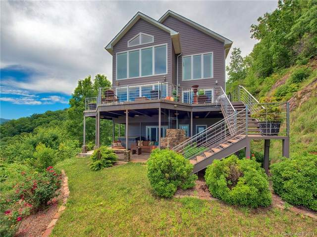 1190 Laurel Ridge Road, Maggie Valley, NC 28751 (#3696417) :: Keller Williams Professionals