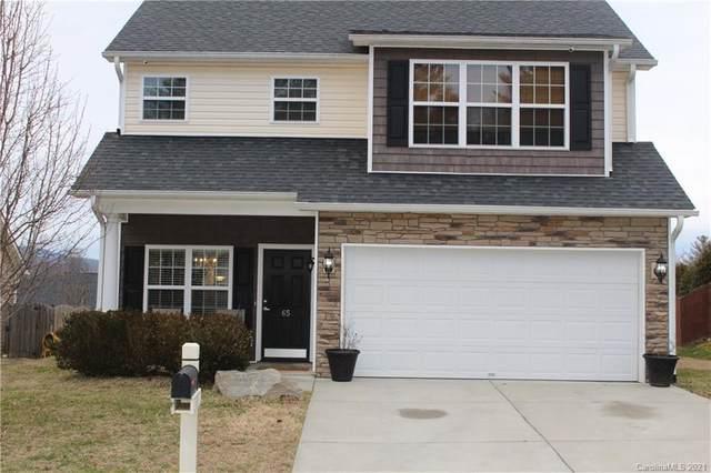 65 Brookstone Court, Hendersonville, NC 28792 (#3696428) :: Keller Williams Professionals