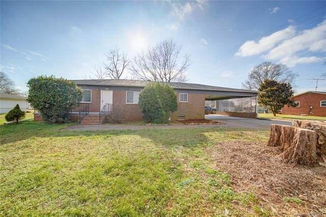 3659 Taylorsville Highway, Statesville, NC 28625 (#3696632) :: LePage Johnson Realty Group, LLC