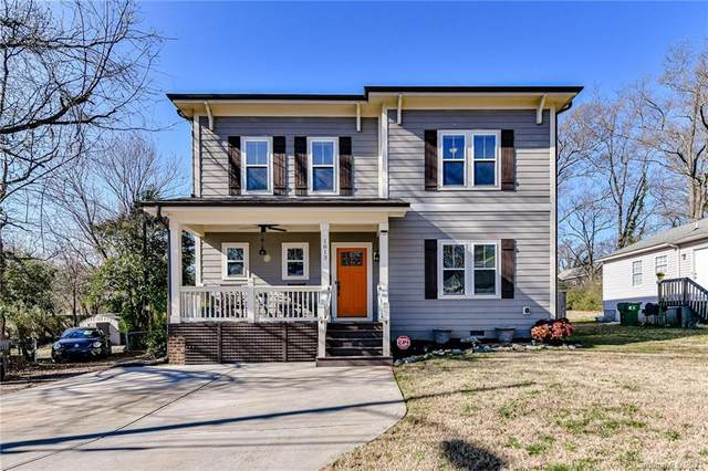 1813 Umstead Street, Charlotte, NC 28205 (#3696660) :: Keller Williams South Park