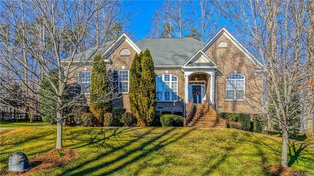 185 Herons Gate Drive, Mooresville, NC 28117 (#3696721) :: LePage Johnson Realty Group, LLC