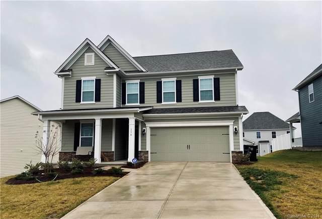 116 W Americana Drive, Mooresville, NC 28115 (#3696738) :: LePage Johnson Realty Group, LLC