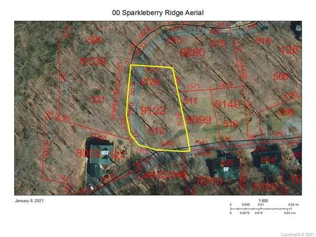 00 Sparkleberry Ridge 512 & 512A, Waynesville, NC 28785 (#3696785) :: Robert Greene Real Estate, Inc.