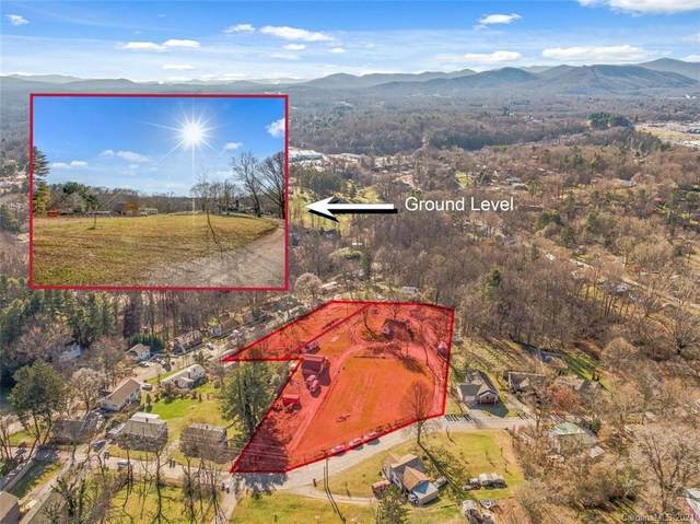 52 Huffman Road, Asheville, NC 28806 (#3696840) :: Keller Williams Professionals