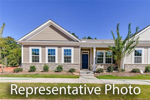 8501 Gold Rush Court #55, Waxhaw, NC 28173 (#3696919) :: BluAxis Realty