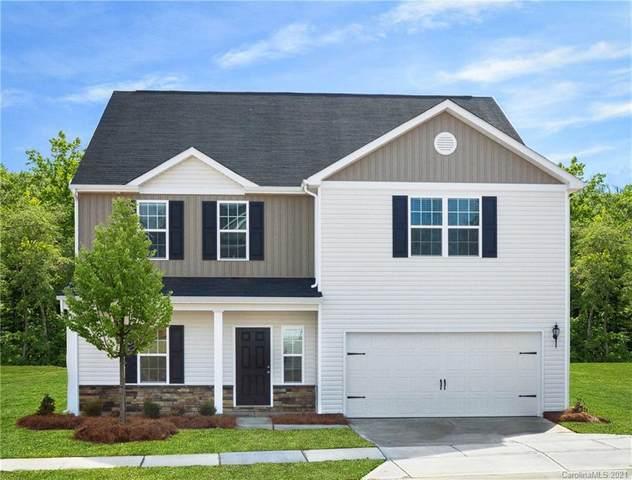 4101 One Mile Way, Charlotte, NC 28215 (#3696929) :: Puma & Associates Realty Inc.