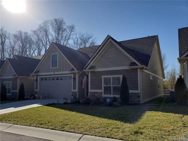 58 River Bend Lane, Fletcher, NC 28732 (#3696956) :: Keller Williams Professionals