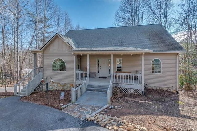 107 Wilkerson Court, Lake Lure, NC 28746 (#3697127) :: Home and Key Realty