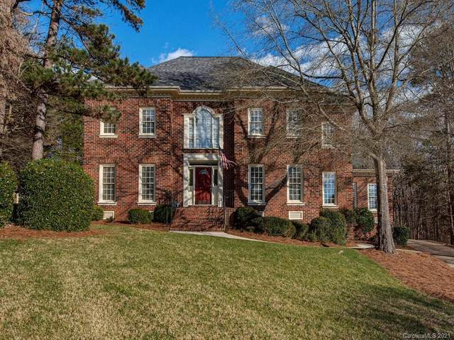 2501 Tulip Hill Drive, Charlotte, NC 28270 (#3697158) :: Love Real Estate NC/SC