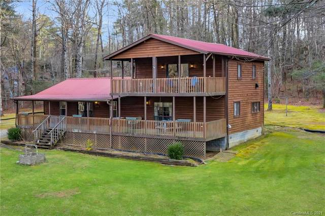 200 Laurel Drive, Sapphire, NC 28774 (#3697310) :: High Performance Real Estate Advisors