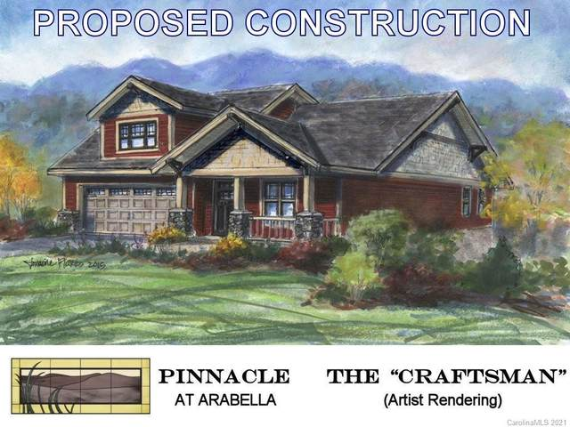 11 Craftsman Overlook Ridge, Arden, NC 28704 (#3697328) :: MartinGroup Properties
