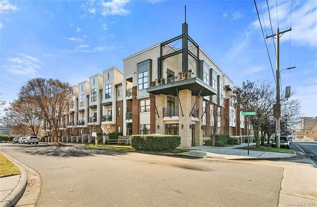 912 8th Street #328, Charlotte, NC 28204 (#3697361) :: Burton Real Estate Group