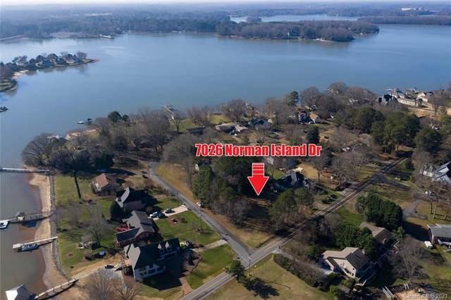 7026 Norman Island Drive #9, Cornelius, NC 28031 (#3697459) :: Cloninger Properties
