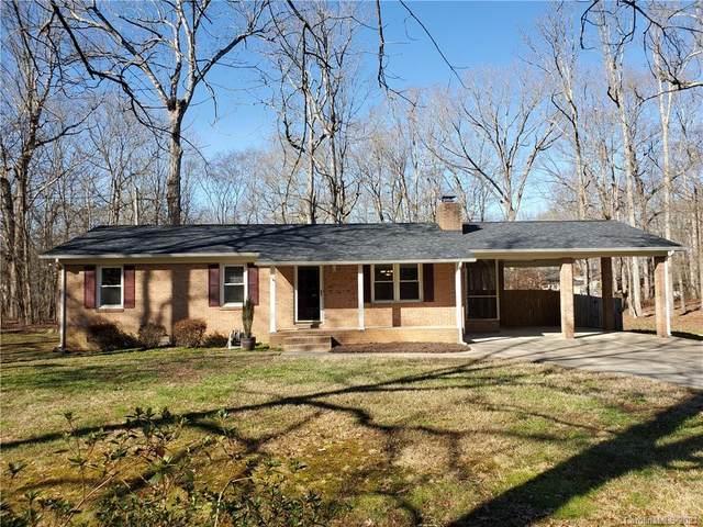 119 Carter Road, Monroe, NC 28110 (#3697516) :: LePage Johnson Realty Group, LLC