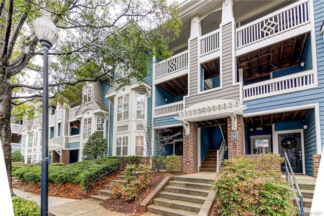 2210 Sumner Green Avenue Unit Q, Charlotte, NC 28203 (#3697531) :: Ann Rudd Group