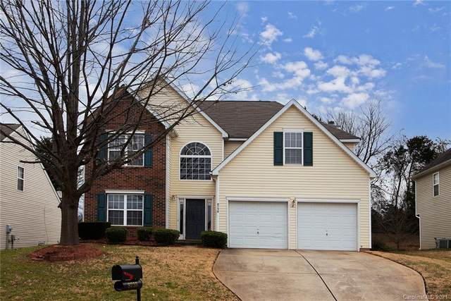 8738 Royal Bluff Drive, Charlotte, NC 28269 (#3697532) :: LePage Johnson Realty Group, LLC