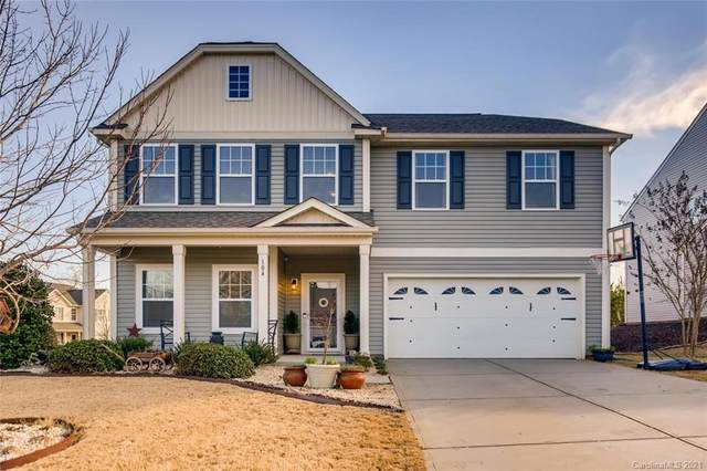 104 Kendrick Meadow Lane, Mount Holly, NC 28120 (#3697533) :: Miller Realty Group